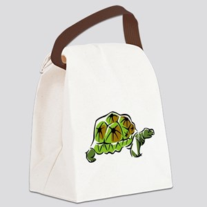 Anmls076C Canvas Lunch Bag