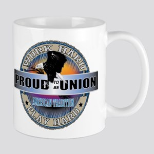 Proud to be Union Mug