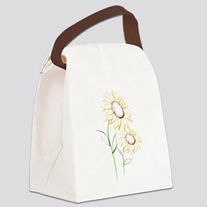 sunflowers2-67 Canvas Lunch Bag