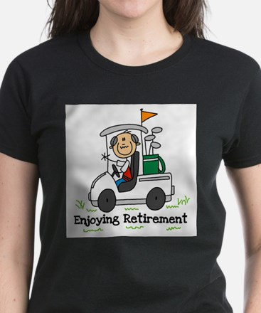 Retired and Golfing T-Shirt