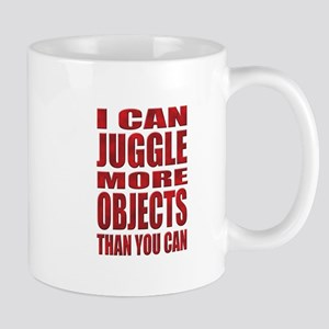 I can juggle more objects than you can Mug