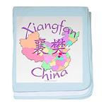 Xiangfan China baby blanket