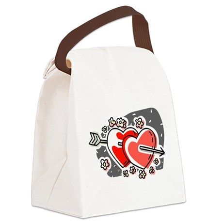 00287023 Canvas Lunch Bag