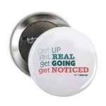 "Get Up 2.25"" Button (100 Pack)"