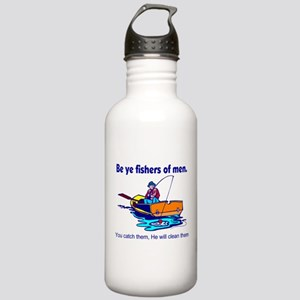 Be ye fishers of men Stainless Water Bottle 1.0L