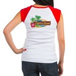 Captiva Island Women's Cap Sleeve T-Shirt