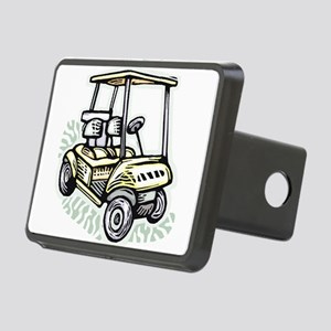 19915720 Rectangular Hitch Cover