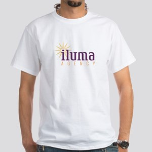 Iluma Agency Logo & Values T-Shirt