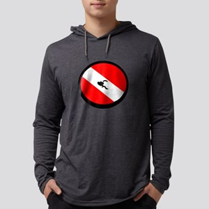 ALWAYS READY TO Mens Hooded Shirt