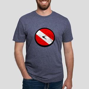 ALWAYS READY TO Mens Tri-blend T-Shirt