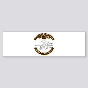Navy - Rate - SO Sticker (Bumper)