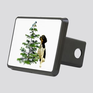 Bird Dog Tree Rectangular Hitch Cover