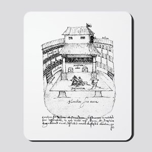 De Witt Drawing Mousepad