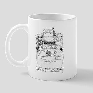 De Witt Drawing Mug