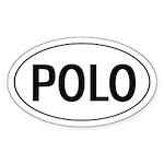 POLO Oval Sticker