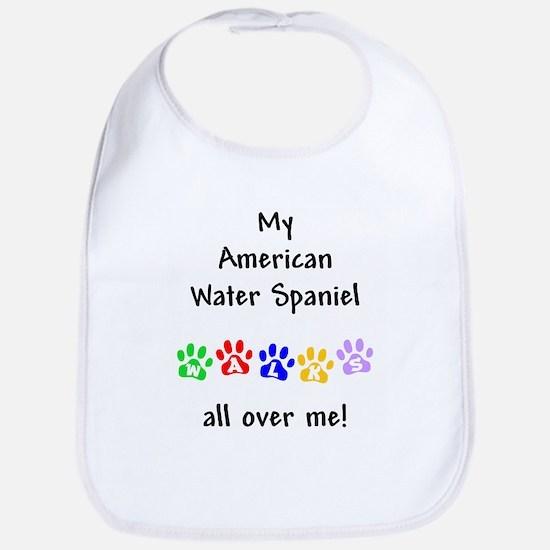 Water Spaniel Walks Bib