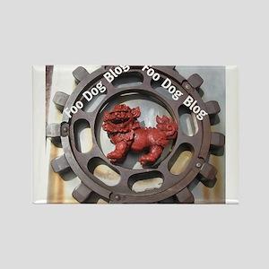 Foo Main Rectangle Magnet