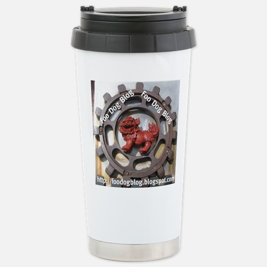 Foo Main Stainless Steel Travel Mug