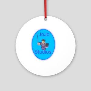 JoJo Studios Tee Ornament (Round)
