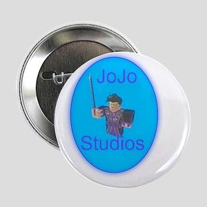 """JoJo Studios Tee 2.25"""" Button"""