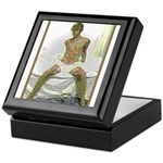 Come to Bed Keepsake Box