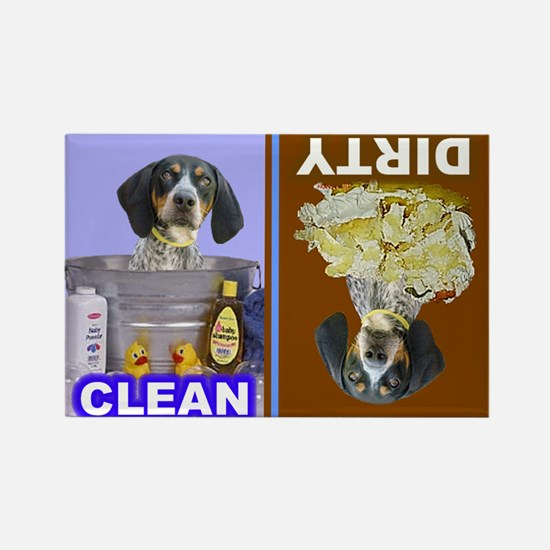 Dishwasher -RecMag -BlueTickCoonHound Magnets