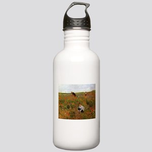 Poppies In The Field Stainless Water Bottle 1.0L