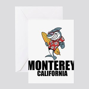Monterey, California Greeting Cards