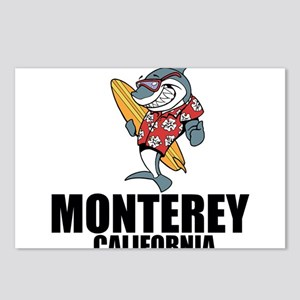 Monterey, California Postcards (Package of 8)