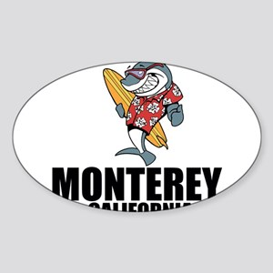 Monterey, California Sticker