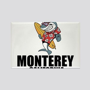 Monterey, California Magnets