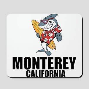 Monterey, California Mousepad