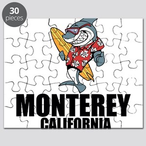 Monterey, California Puzzle