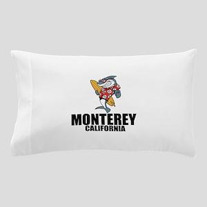 Monterey, California Pillow Case