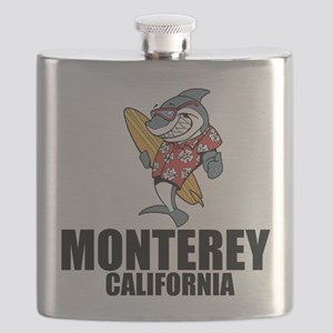 Monterey, California Flask