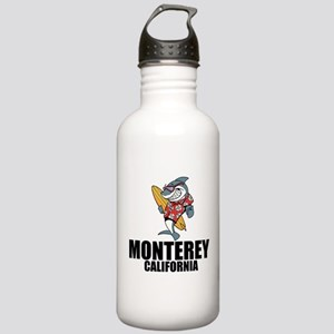 Monterey, California Water Bottle