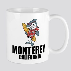 Monterey, California Mugs