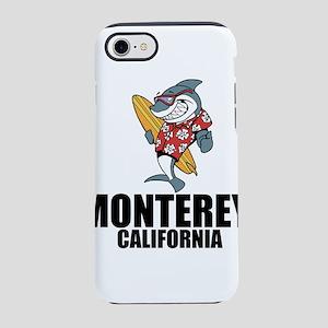 Monterey, California iPhone 7 Tough Case