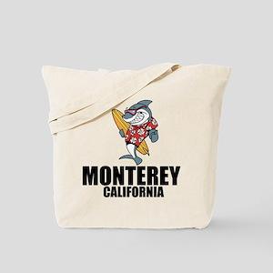 Monterey, California Tote Bag