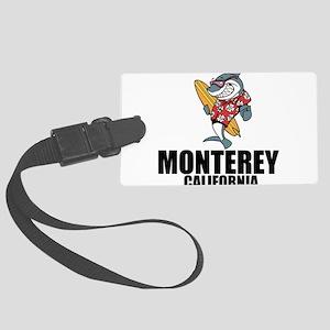 Monterey, California Luggage Tag