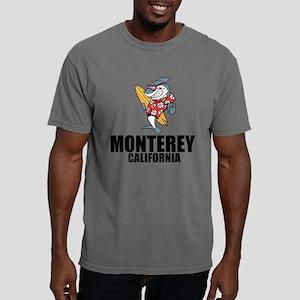 Monterey, California Mens Comfort Colors Shirt