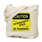 In Training RED Tote Bag