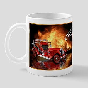 1920 Type 75 Pumper Fire Truck 3 Mug
