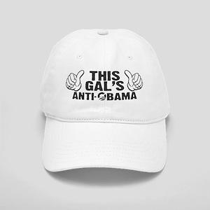 This Gal Is Anti-Obama Cap