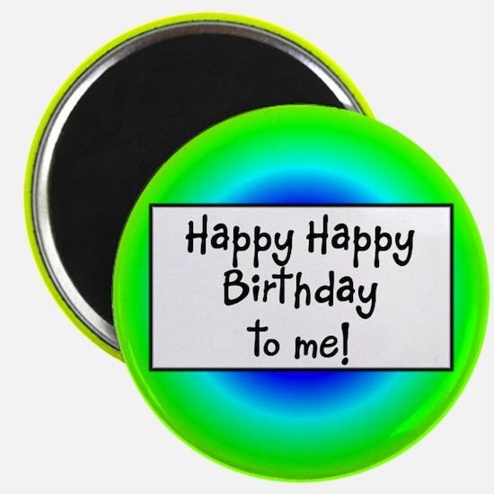 Happy Birthday! Magnet