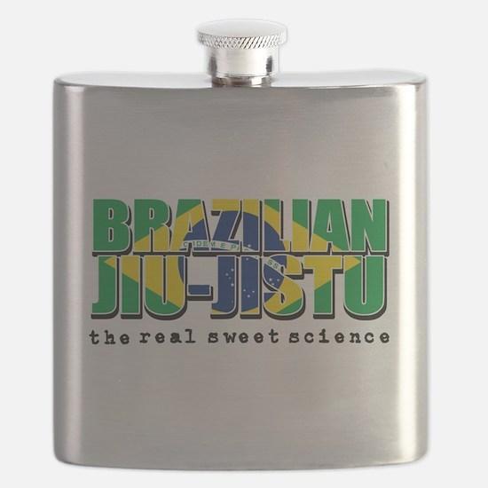 Brazilian Jiu Jitsu designs Flask