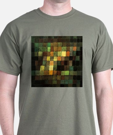 Paul Klee Ancient Sounds T-Shirt