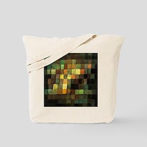 Paul Klee Ancient Sounds Tote Bag