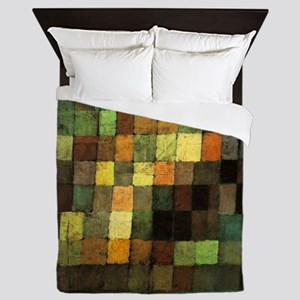 Paul Klee Ancient Sounds Queen Duvet