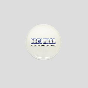 Krav Maga designs Mini Button